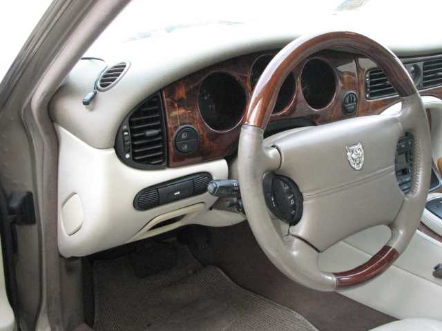 1999 Jaguar Xj-series