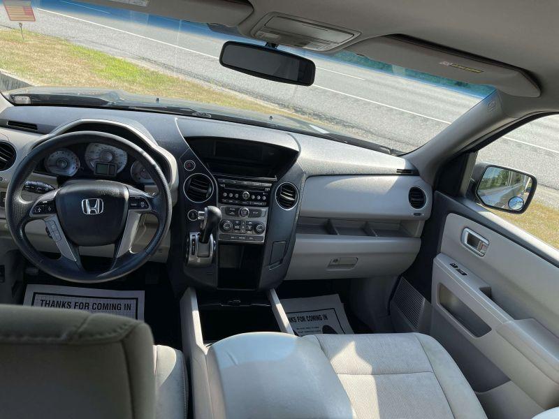 2012 Honda Pilot