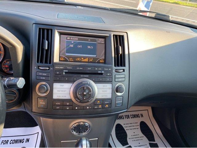 2008 INFINITI FX35