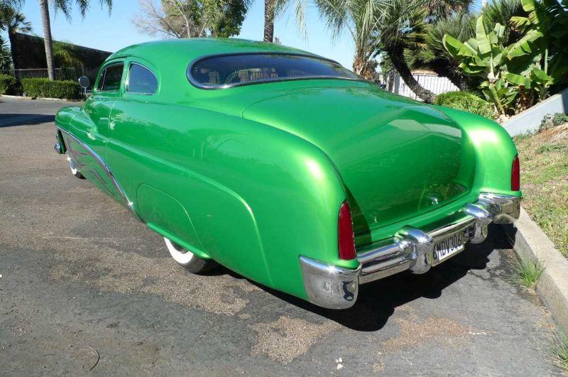 1951 Mercury Monteray