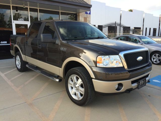 2007: Ford, F-150, Lariat, Lariat 4dr SuperCrew 4WD Style