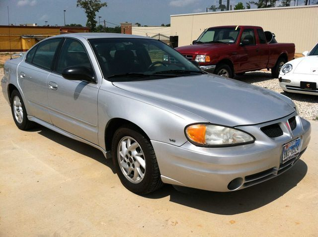2003: Pontiac, Grand Am, SE, Sedan