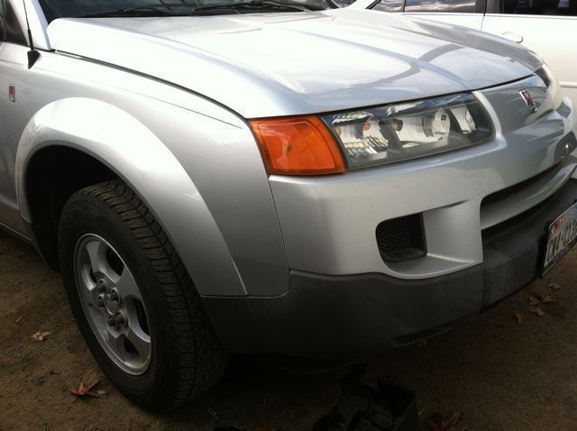 2003: SATURN, Vue, Leather, Utility 4D 2WD (4 Cyl)
