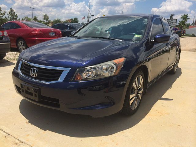 2009: Honda, Accord, LX-P, LX-P 4dr Sedan 5A
