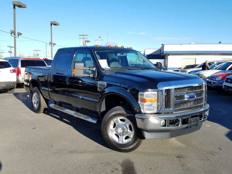 2009 Ford F-250 Super Duty