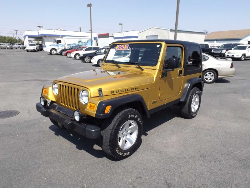 2004 jeep wrangler for sale in meridian id cargurus. Cars Review. Best American Auto & Cars Review