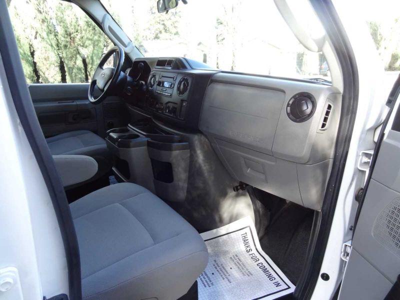 2011 Ford E150