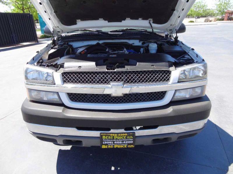 2003 Chevrolet Silverado 2500 HD
