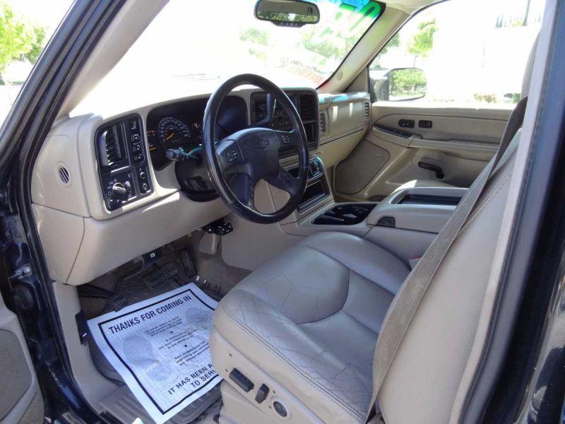 2005 Chevrolet Silverado 2500