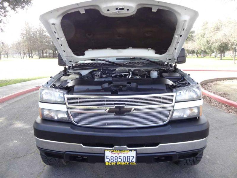 2006 Chevrolet Silverado 2500 HD