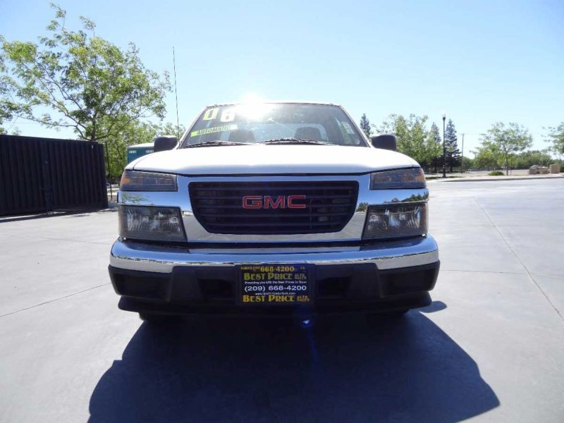 2006 GMC Canyon