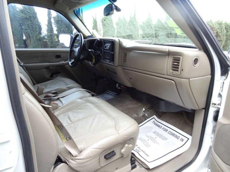 2001 GMC Sierra 2500 HD