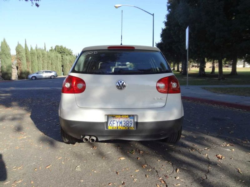 2009 Volkswagen Rabbit