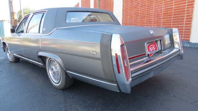 1987 Cadillac Brougham