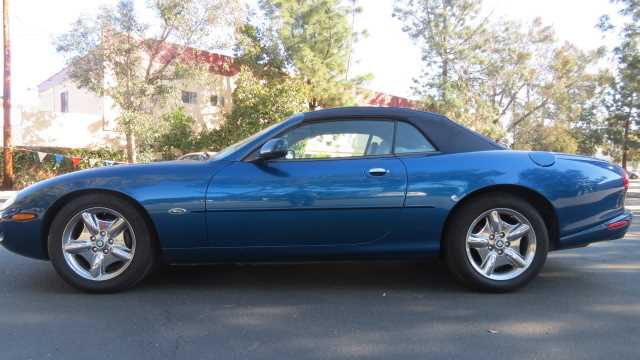1997 Jaguar Xk-series
