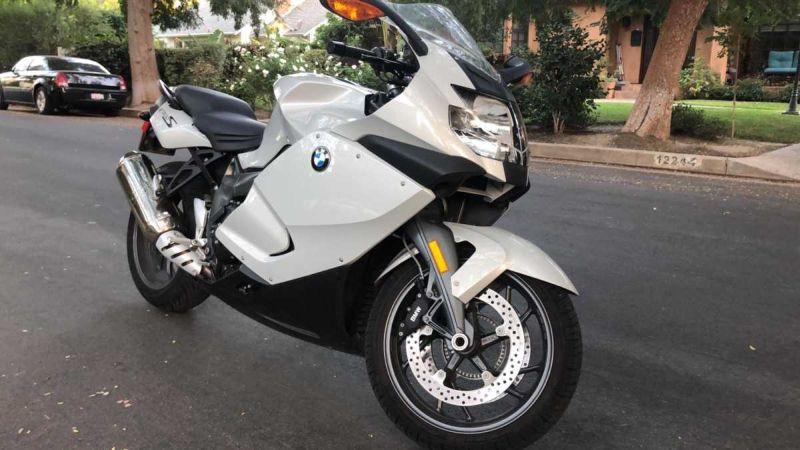 2011 Bmw K 1300 S