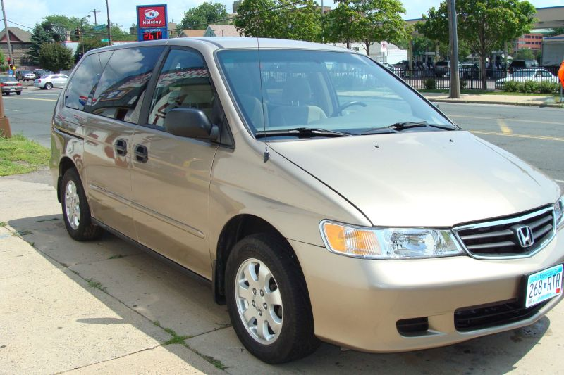 2004 honda odyssey lx used cars in saint paul mn 55103. Black Bedroom Furniture Sets. Home Design Ideas