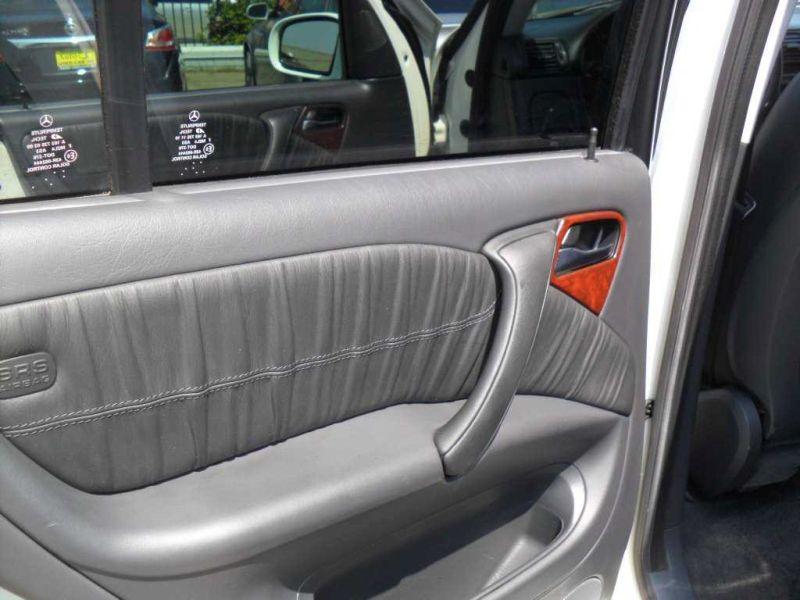 2004 Mercedes-Benz M-Class