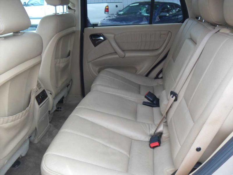 2005 Mercedes-Benz M-Class