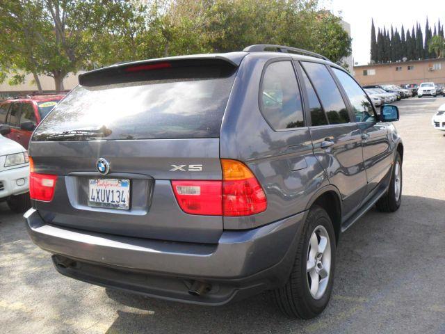 2002 BMW X5