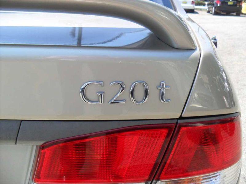 2000 Infiniti G20