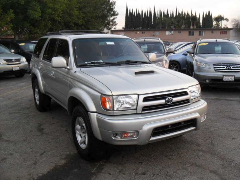Exceptional 2000 Toyota 4Runner