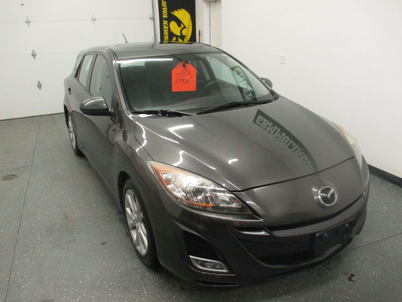 2011 Mazda Mazda3