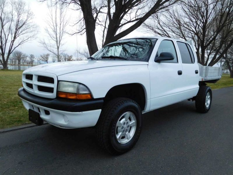 2002 DODGE DAKOTA