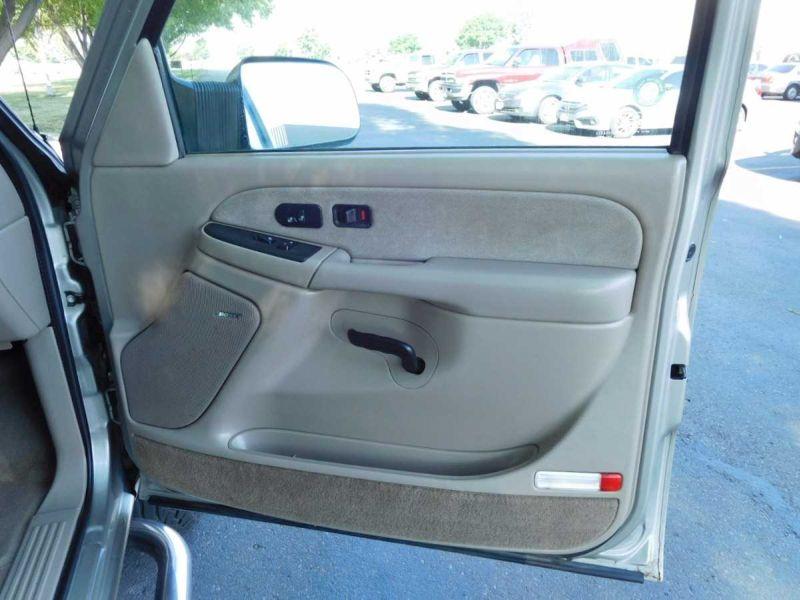 2003 GMC SIERRA 2500HD