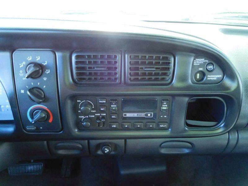 1999 DODGE RAM PICKUP 2500