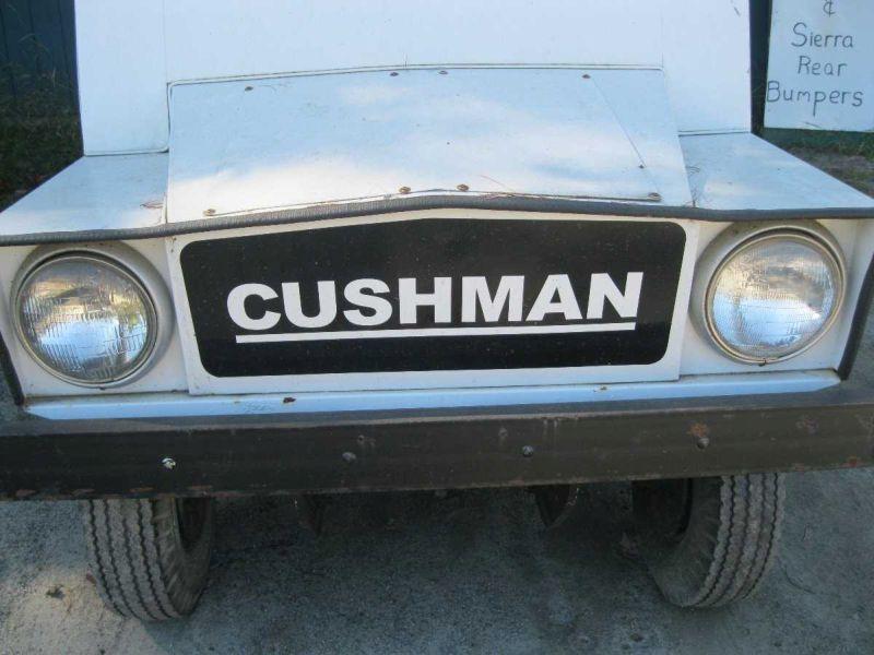 1974 KUSHMAN 898440-7410