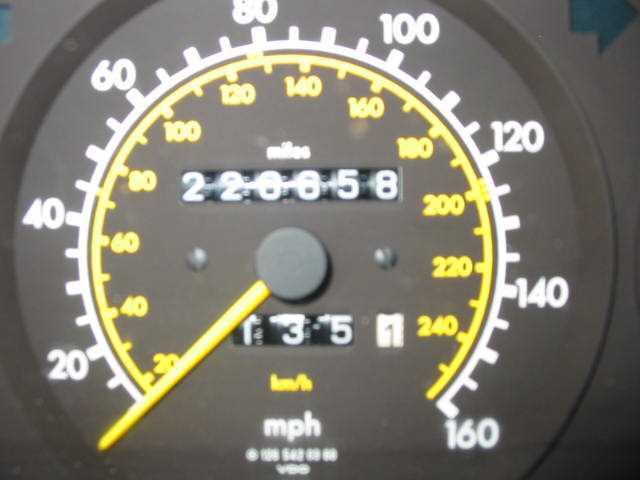1989 Mercedes-Benz 420-Class