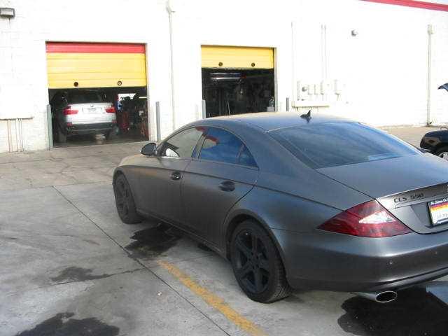 2007 Mercedes-benz Cls