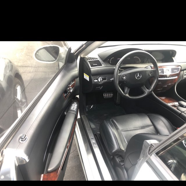 2008 MERCEDES-BENZ CL63 AMG