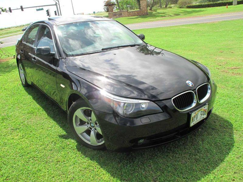 2006 BMW 5 Series