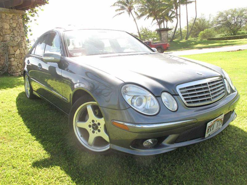 2006 Mercedes-Benz E350