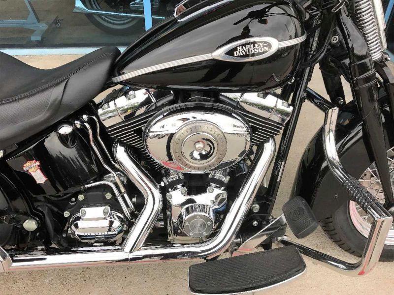 2007 Harley-Davidson Softail Springer Classic