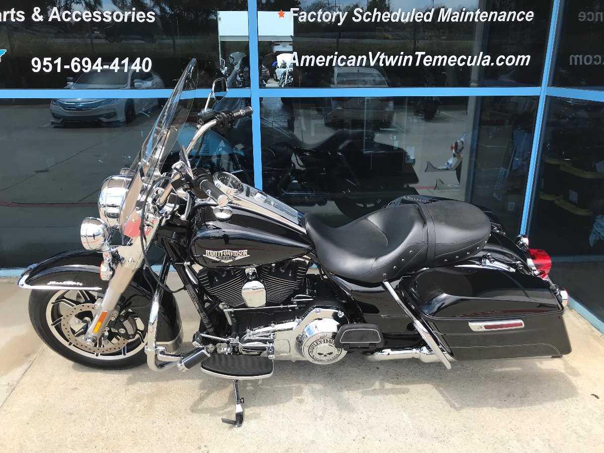 2014 Harley-davidson Road King Base