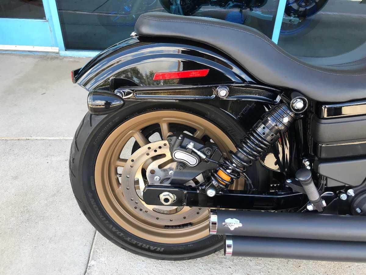 2017 Harley-davidson Low Rider-s