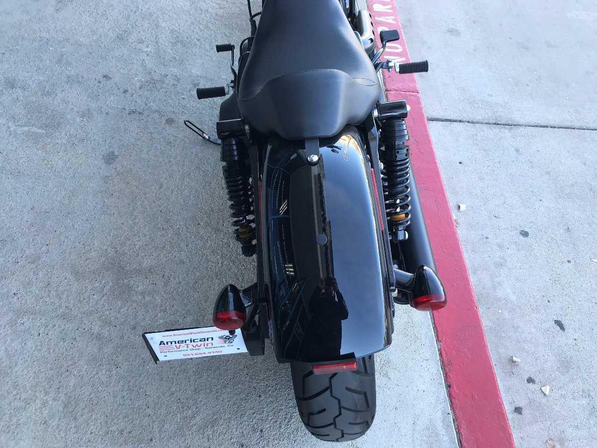 2016 Harley-davidson Dyna Low Rider-s
