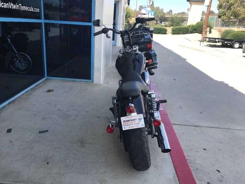 2010 Harley-davidson Dyna Glide Street Bob