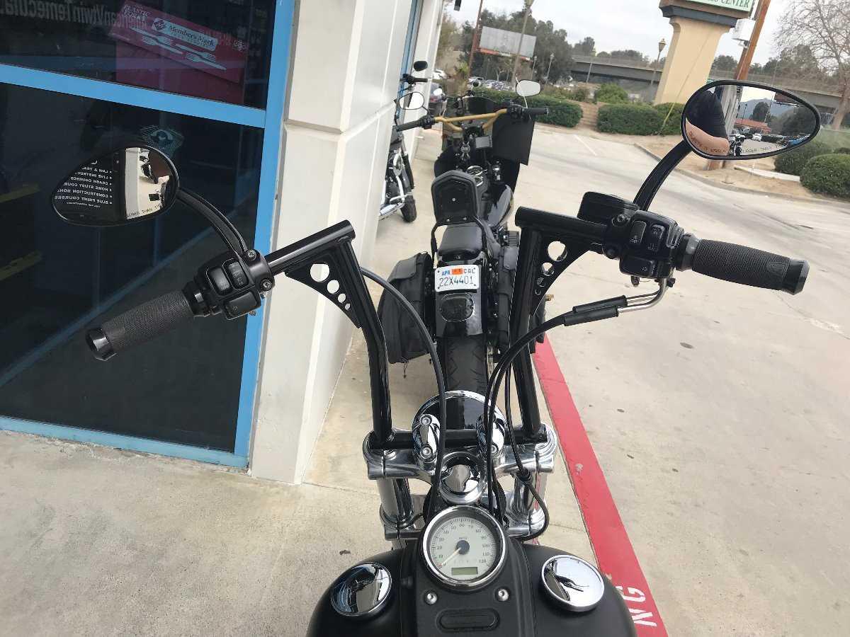 2011 Harley-davidson Dyna Glide Street Bob