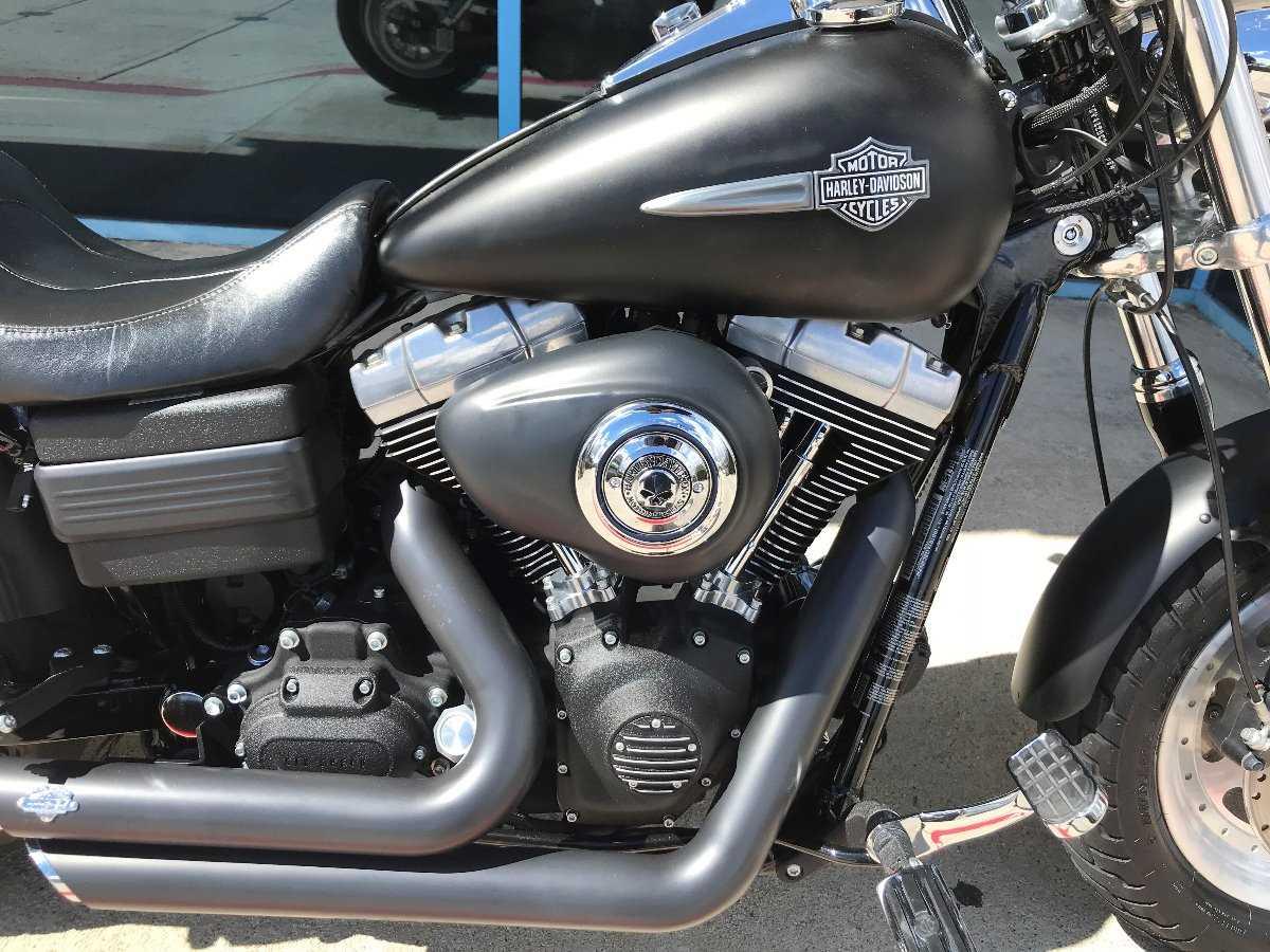 2011 Harley-davidson Dyna Glide Fat Bob
