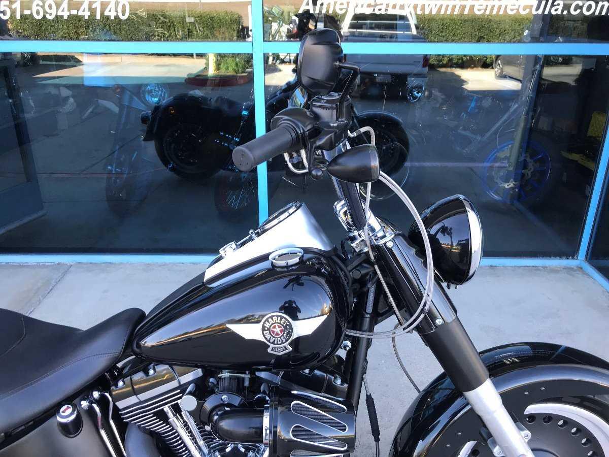 2011 Harley-davidson Softail Fat Boy Lo
