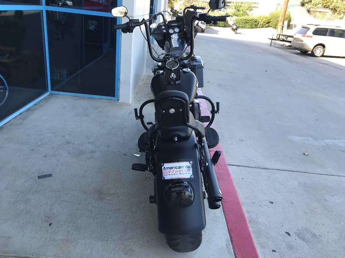 2016 Harley-davidson S-series Fat Boy