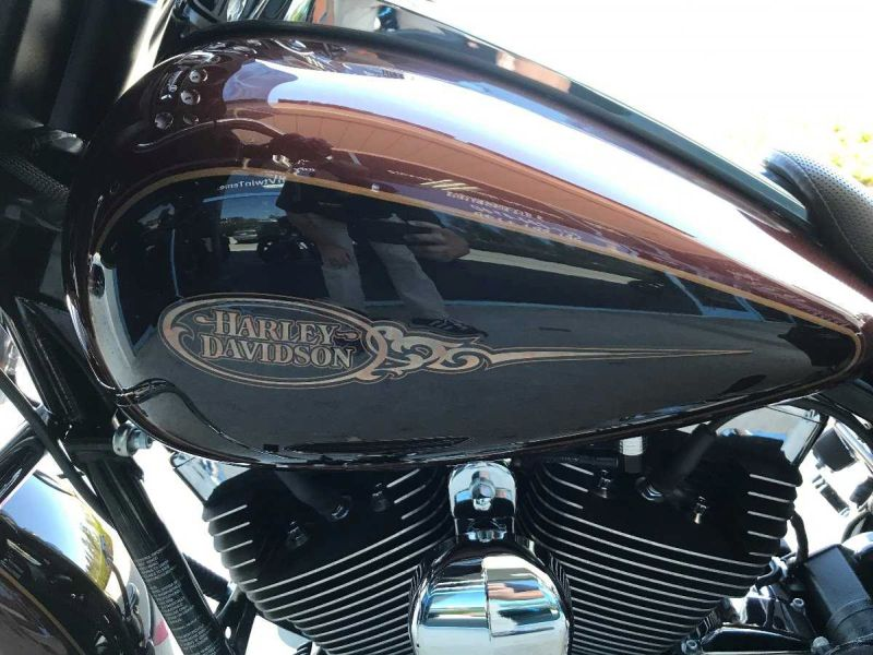 2009 Harley-davidson Street Glide Base