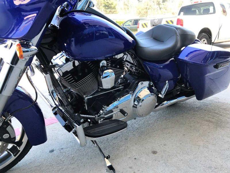 2015 Harley-davidson Street Glide Base