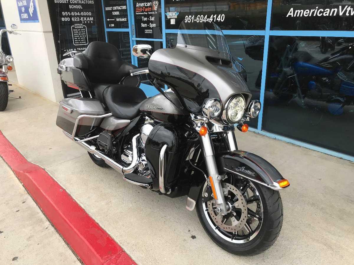 2016 Harley-davidson Electra Glide Ultra Limit