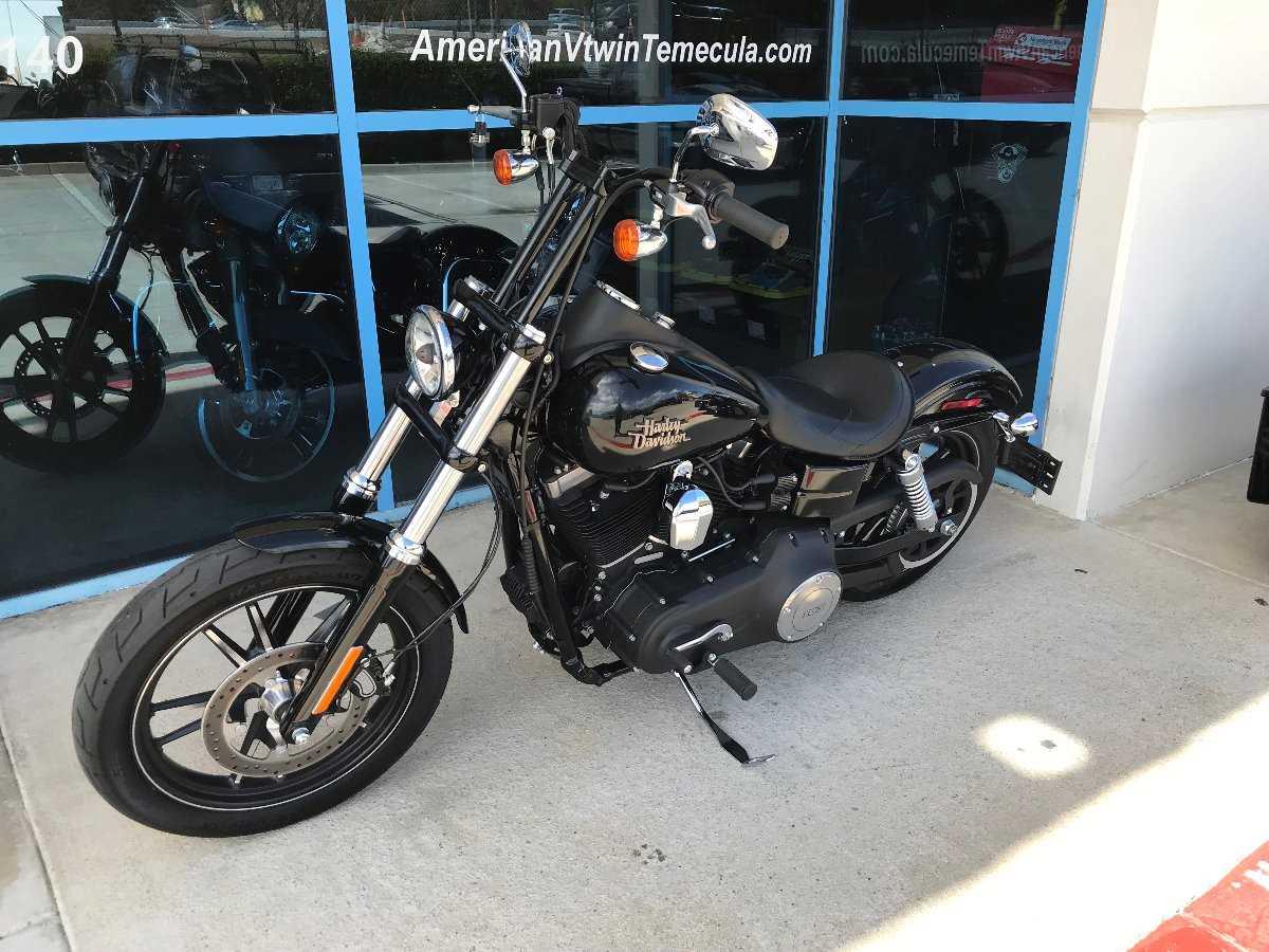 2014 Harley-davidson Dyna Street Bob