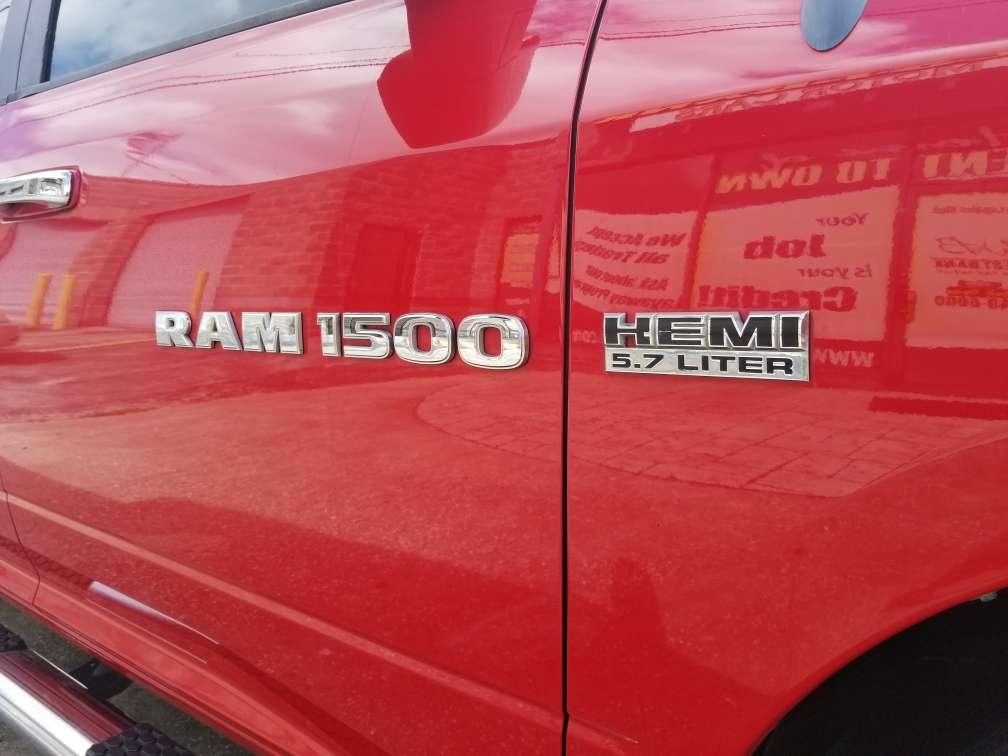 2012 RAM RAM PICKUP 1500
